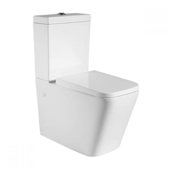 Cube Toilet Suite