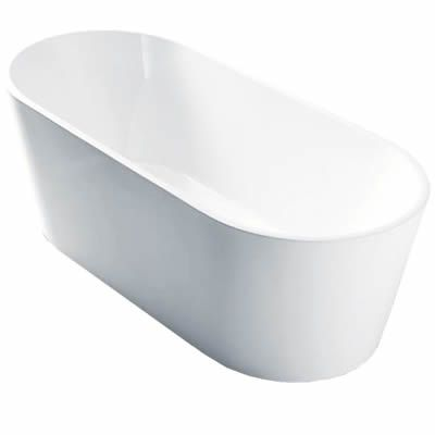 Galaxy Oval Bath 170cm