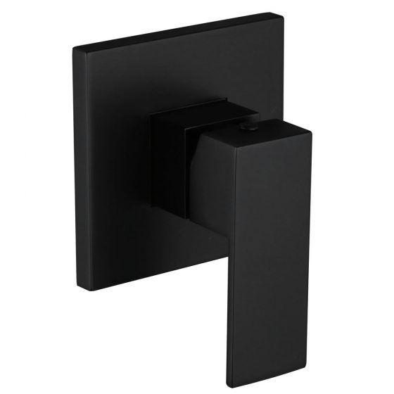 Cube Shower Mixer BLACK