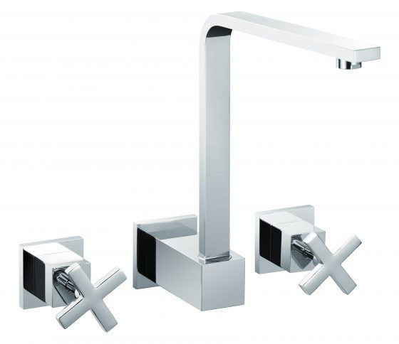 Square Wall/Spa/Sink