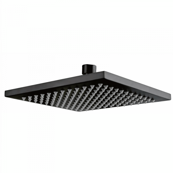 Cube Shower Head BLACK