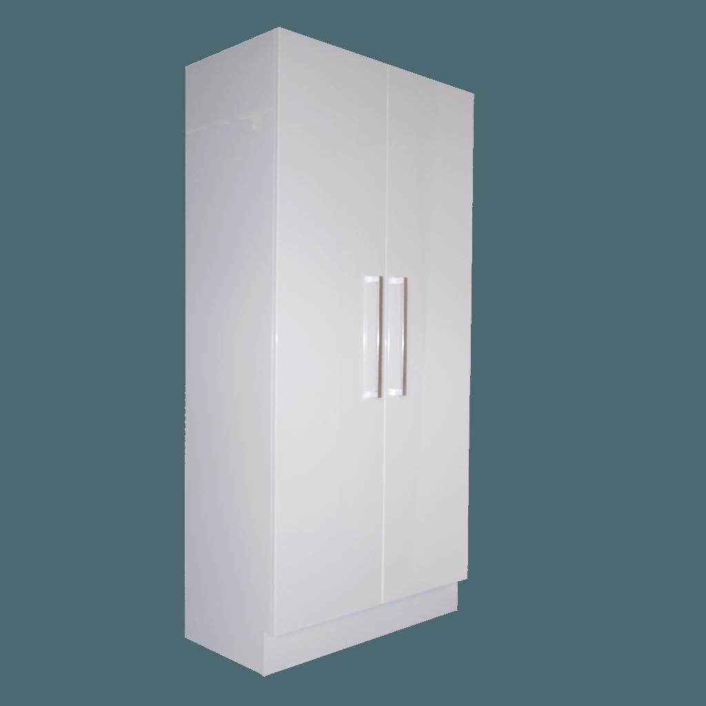 Kitchen Benchtops Perth: Combination Linen/Broom Cupboard 80cm