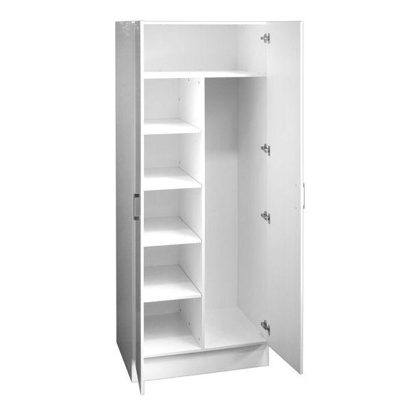 Combination Linen Broom Cupboard 80cm Kitchen Cabinets Perth