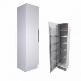 Pull Out Pantry 60cm Left Hand Hinge