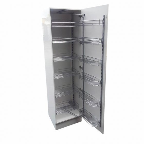 45cm Pull Out Pantry - open