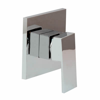 Cube Shower Mixer
