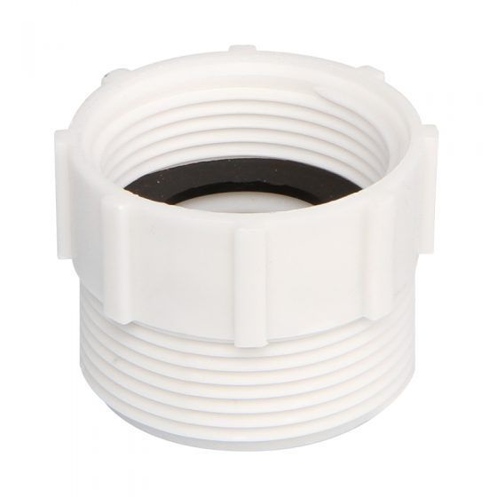 32mm Pop-Up Waste No Overflow WHITE