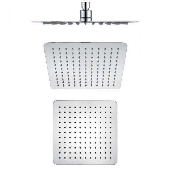 Cube Slim S/S Shower Head
