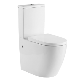 Everest Extra Height Toilet Suite