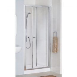 Bi-Fold Door Shower Screen