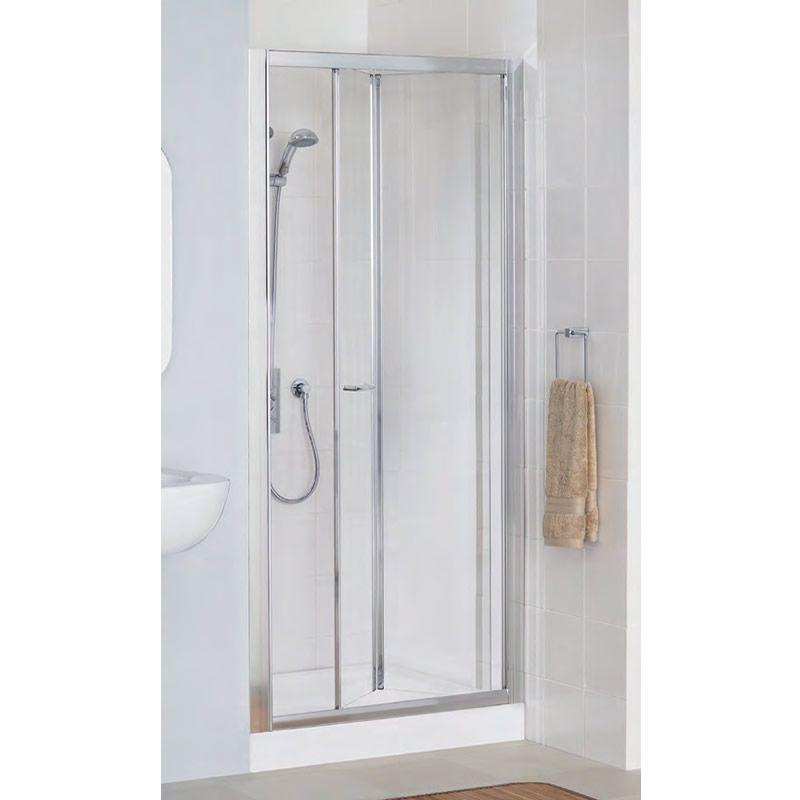 Bi-Fold Door Shower Screen