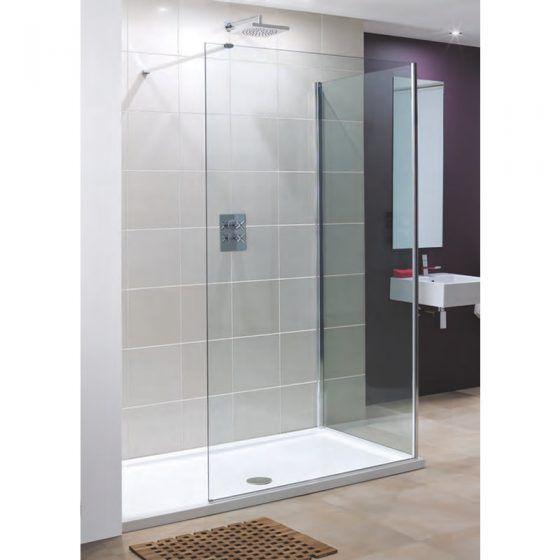 Marseilles shower screen
