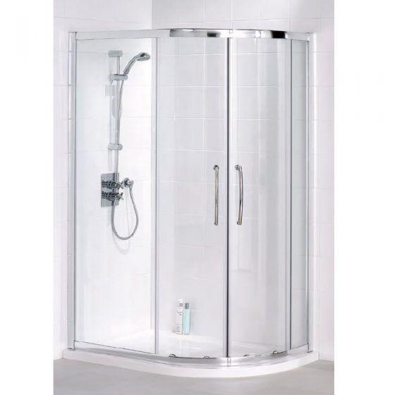 Offset Quadrant Shower