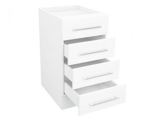 Base Cupboard Four (4) Drawer 45cm