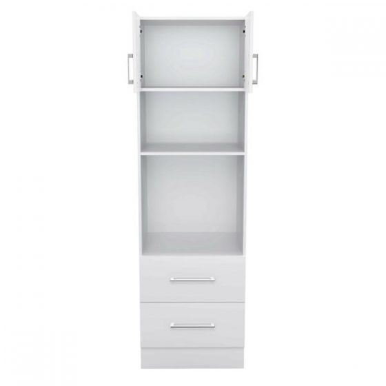 Microwave and Wall Oven Cupboard 63cm