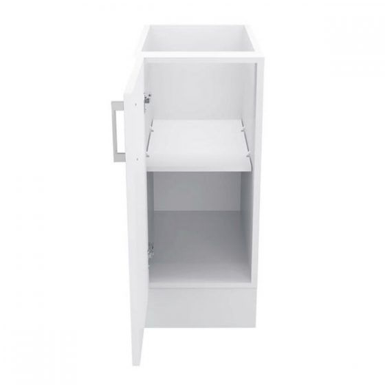 Base Unit Left Hand Hinged Single Door 30cm
