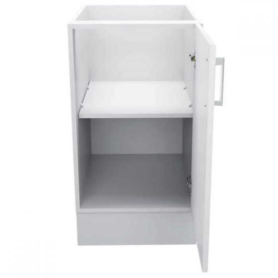 Base Unit Left Hand Hinged Single Door 45cm