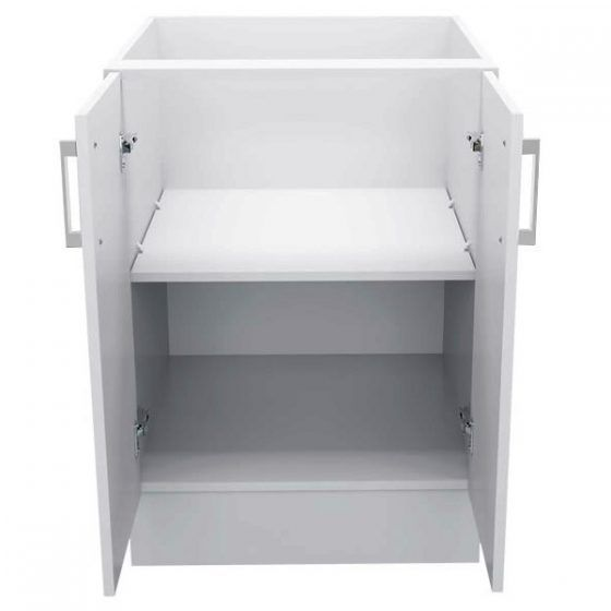 Base Unit Double Door 60cm