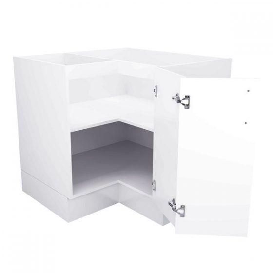 Corner Base Cupboard 90cm Right Hand Hinged