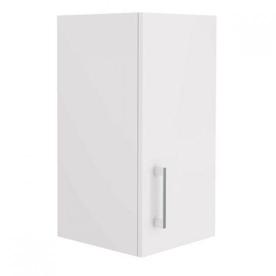 Wall Cupboard Right Hand Hinged Single Door 30cm