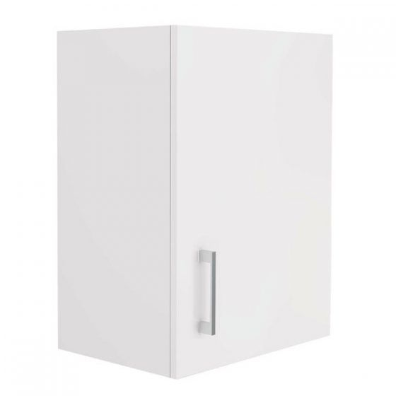 Wall Cupboard Right Hand Hinged Single Door 45cm