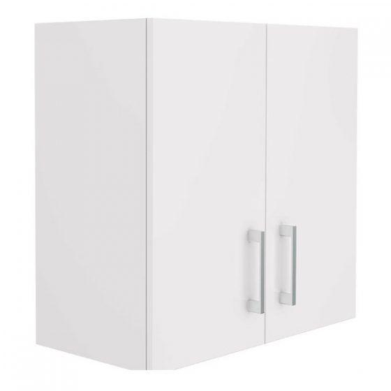Wall Cupboard Double Door 60cm