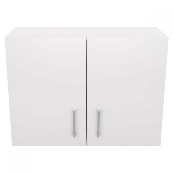 Wall Cupboard Double Door 80cm
