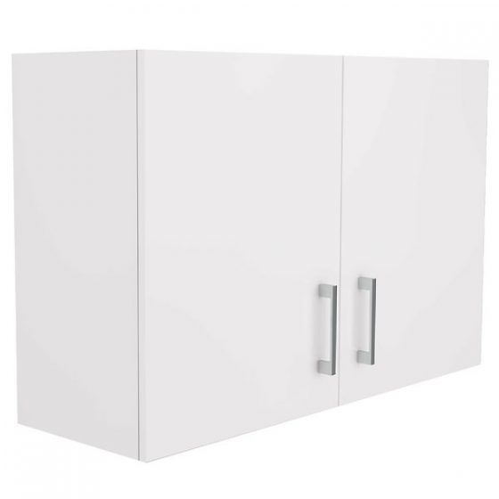 Wall Cupboard Double Door 90cm