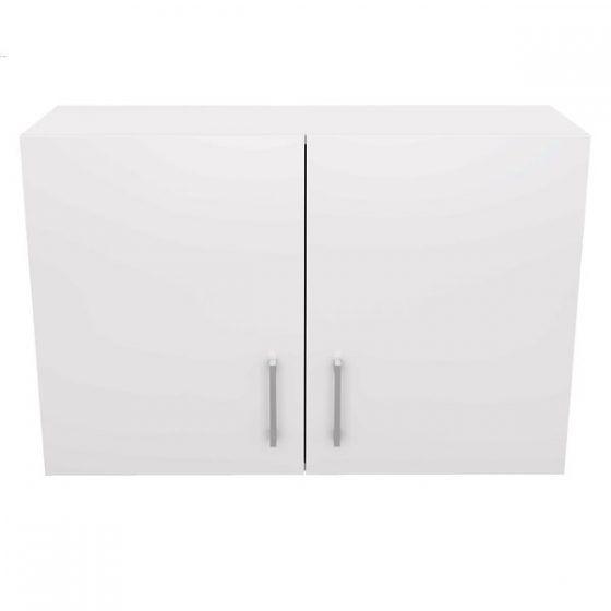 Wall Cupboard Double Door 90cm