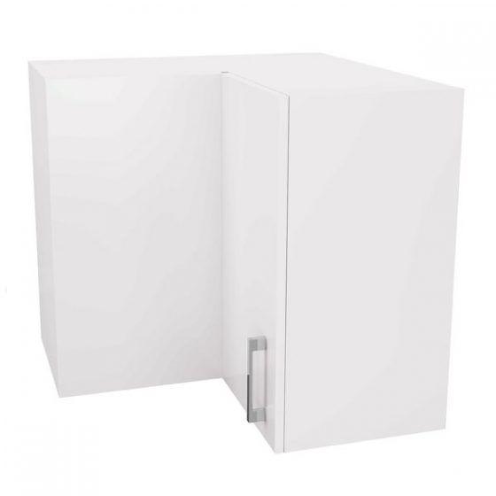 Corner Wall Cupboard 60cm Double Action Door Left Hand Hinged