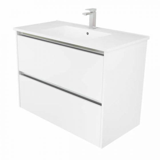 Asha Vanity 90cm - Bathroom Vanity