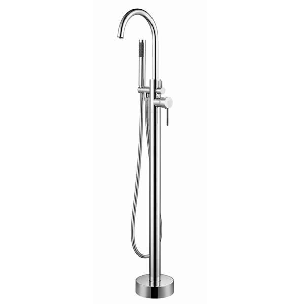 Fiona Freestanding Bath Mixer with Hand Shower