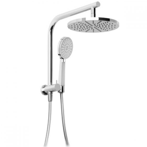 Roma Round Twin Shower