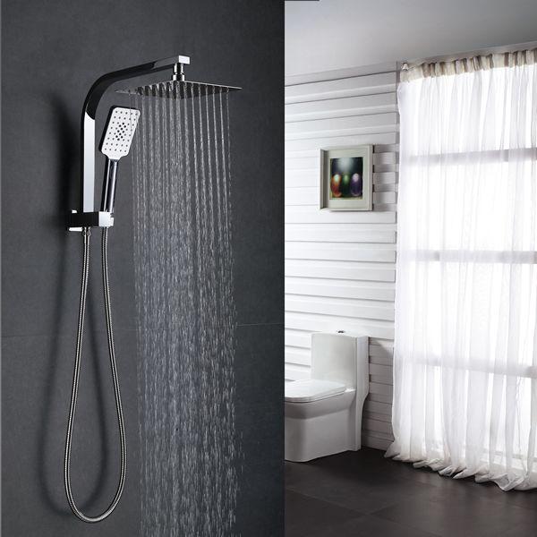 Roma Round Twin Shower