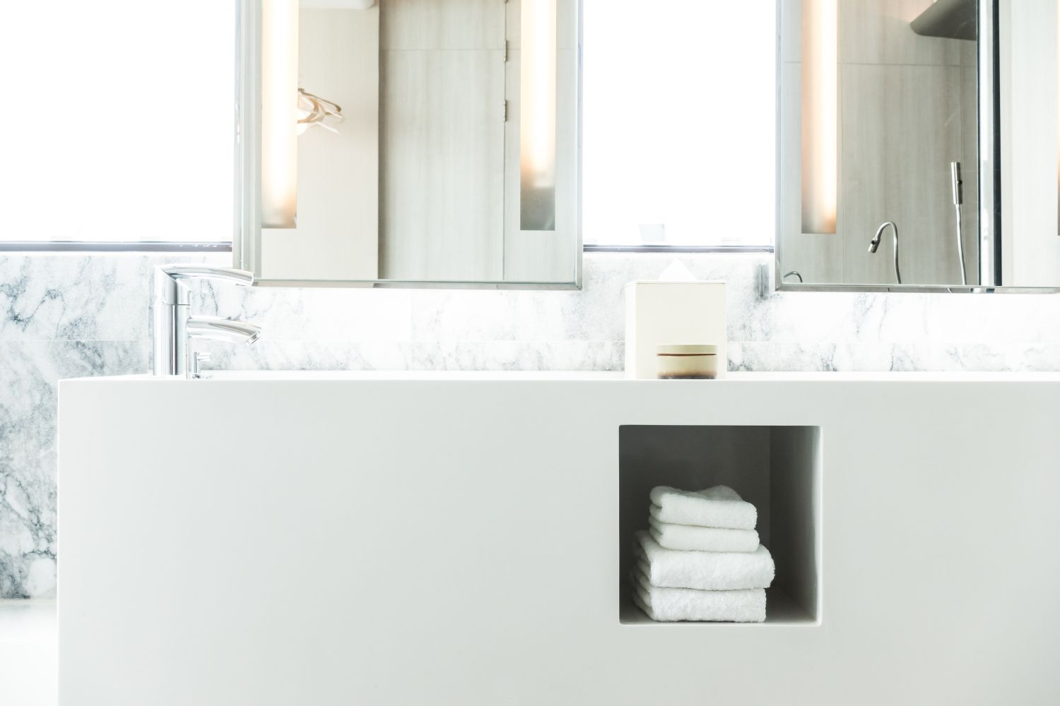 6 modern vanities that will transform your bathroom