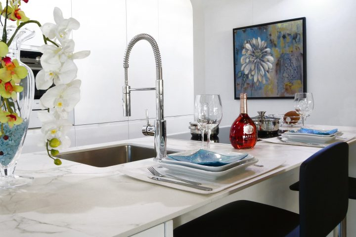 How to choose the right kitchen tap
