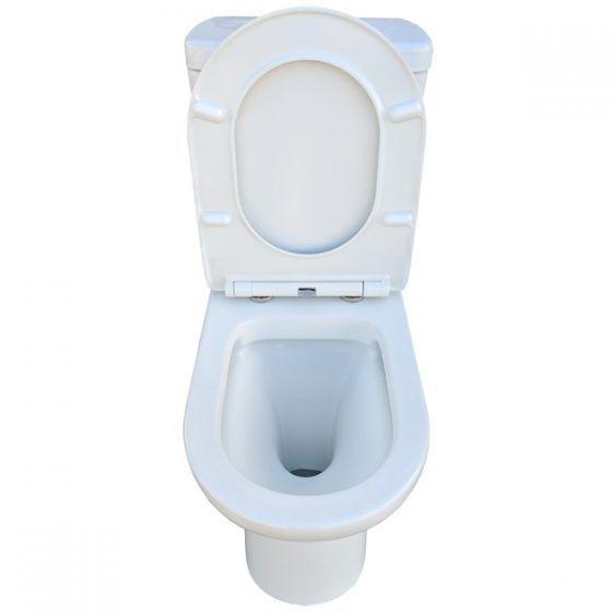 Peak Toilet Suite