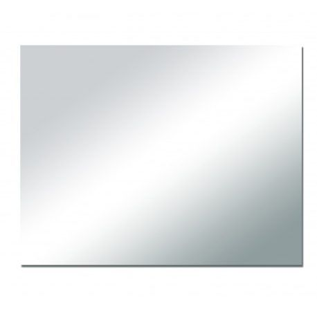 Polished Edge Wall Mirror 120x75cm