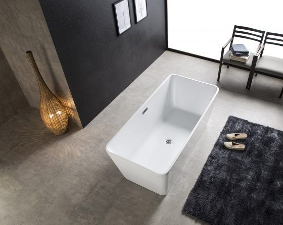 Galaxy Square Bath - Concept