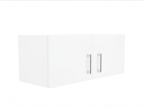 100cm Wall Unit Above Refrigerator