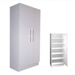 80cm_Double_Door_Pantry_Cabinet_44cm_deep_shelves