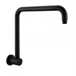 Fiona Hi-rise Black Shower Arm