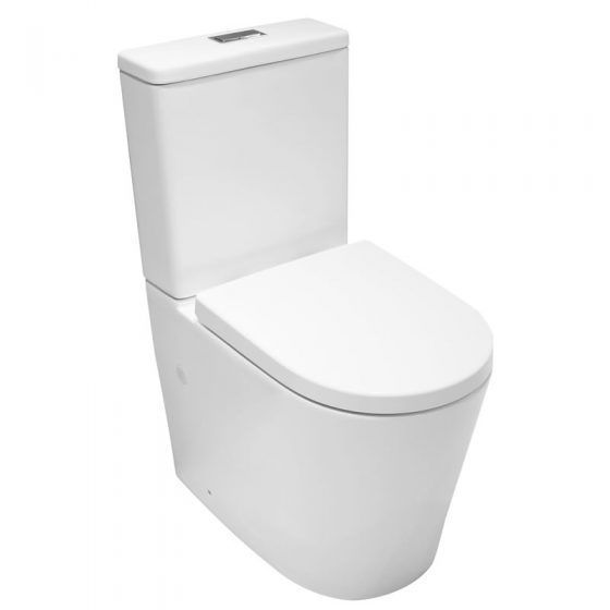 Montana Rimless Toilet Suite