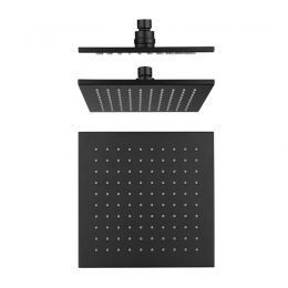 Cube Black Shower Head
