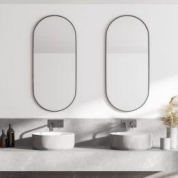 Como Oval Mirror